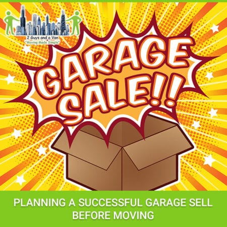 Planning A Successful Garage Sell Before Moving
