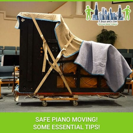 Safe Piano Moving! Some Essential Tips!