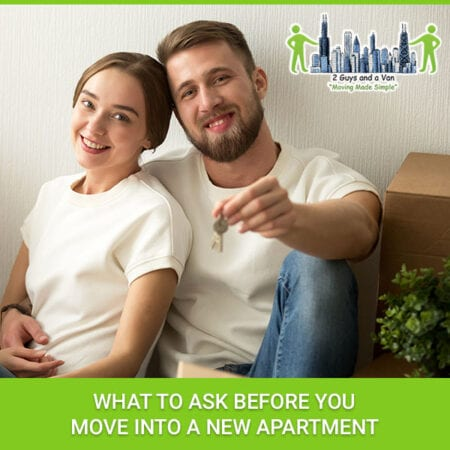 What To Ask Before You Move Into A New Apartment