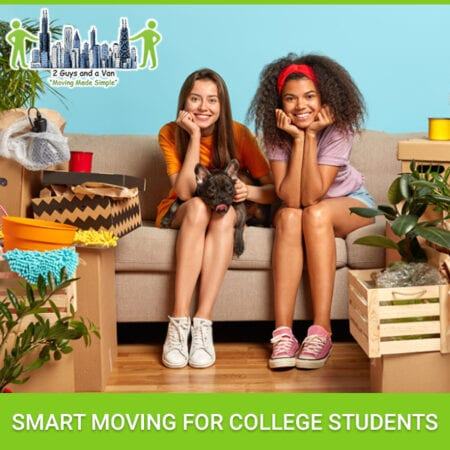Smart Moving For College Students