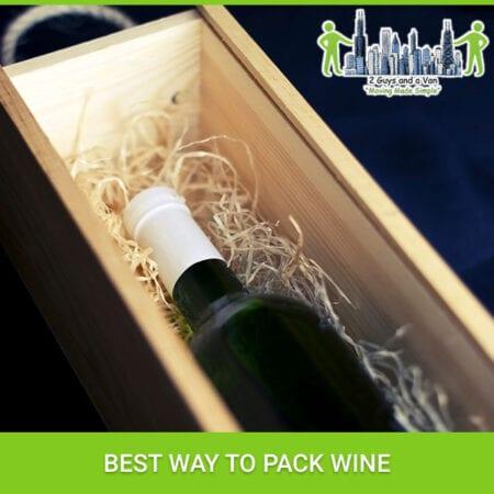 Best Way to Pack Wine