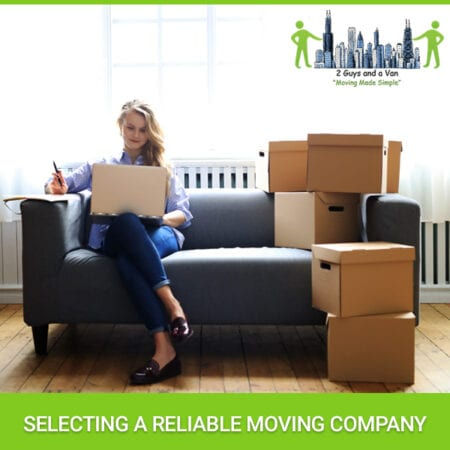 Selecting A Reliable Moving Company