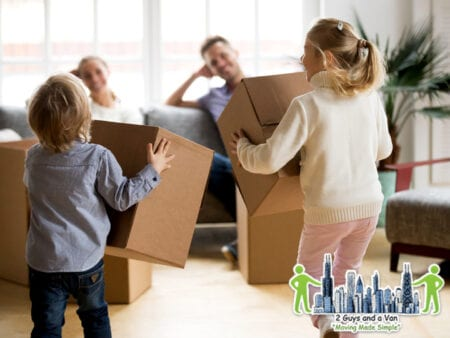Moving House With A Baby