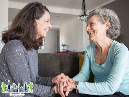 Moving Senior Parents Into Your Home