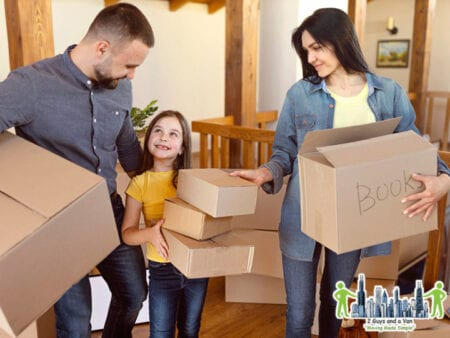 Tips For Smooth Moving With Kids
